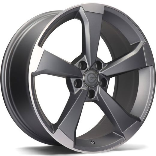 "Carbonado Twister 20x9.0"" 5x112 ET30"